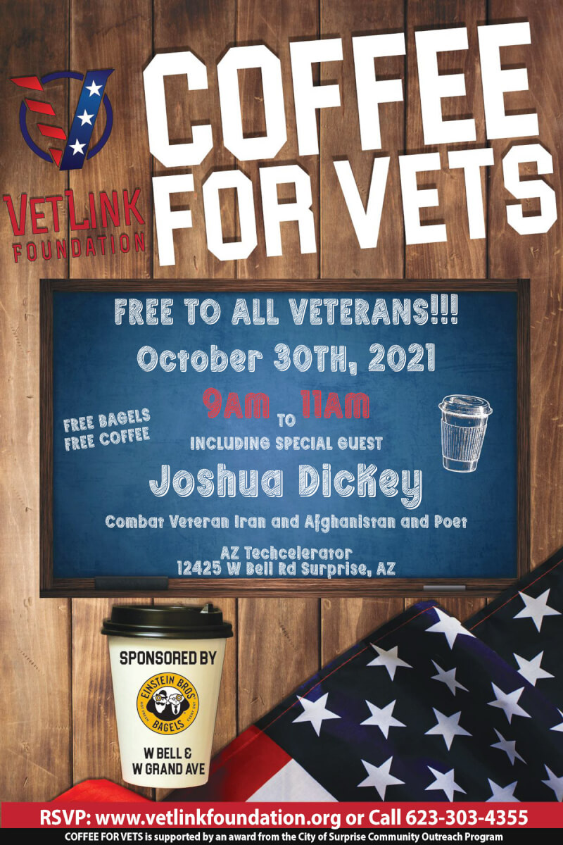 Coffee for Vets October 2021