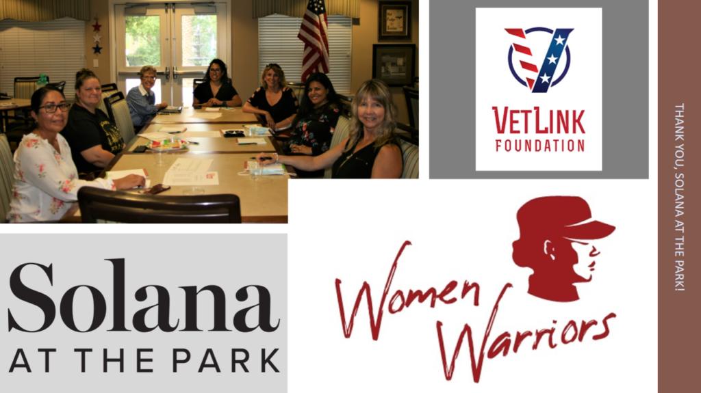 Women Warriors' First Event
