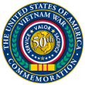 Vietnam Commemoration Seal